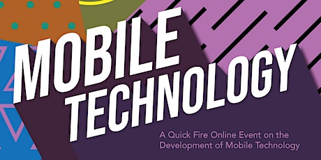 Mobile Technology with Let's Talk Tech tickets