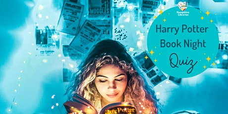 Harry Potter Book Night : Wizarding Quiz! (Online participation only) tickets