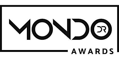 MONDO-DR Awards biglietti
