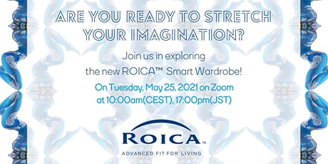 Are you ready to stretch your imagination? tickets