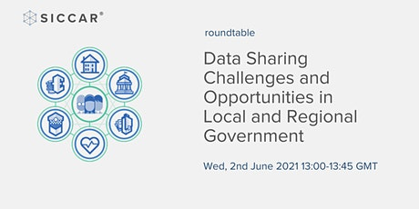 Data Sharing Challenges and Opportunities in Local and Regional Government tickets