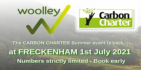Carbon Charter WOOLLEY Summer Event 2021 tickets