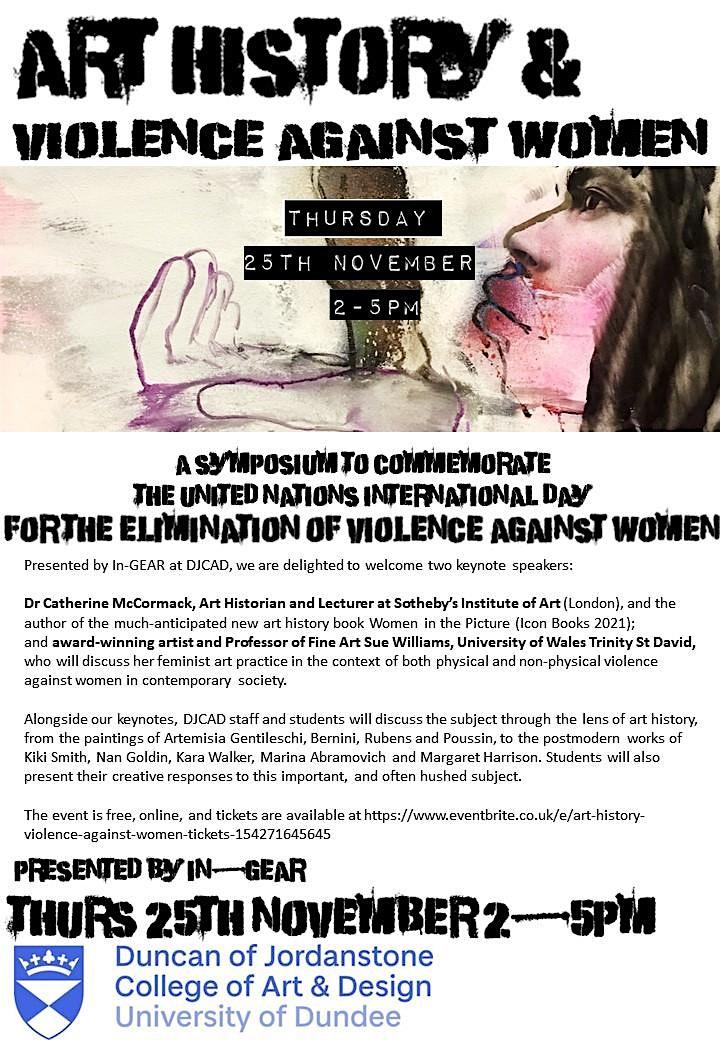 Art History & Violence against Women image
