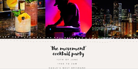 The Movement 'Cocktail Party' tickets