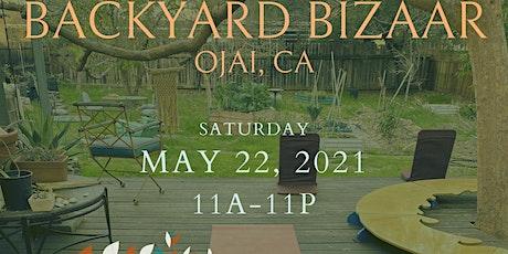 Backyard Bazaar tickets