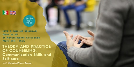 TEORIA E PRATICA DEL COUNSELING // THEORY AND PRACTICE OF COUNSELING tickets