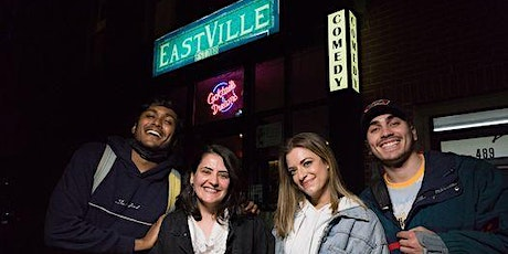 Tuesday Night Laughs at Eastville Comedy Club tickets
