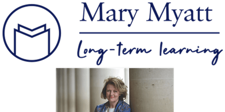 Video: The Curriculum: Ongoing Recovery and Resilience with Mary Myatt tickets