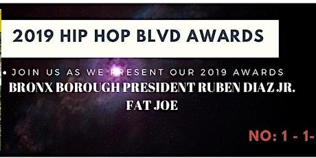 2019 Hip Hop Blvd Award Presentation tickets