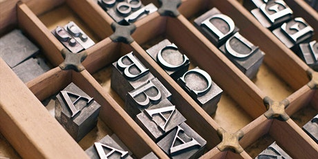 Introduction to letterpress tickets