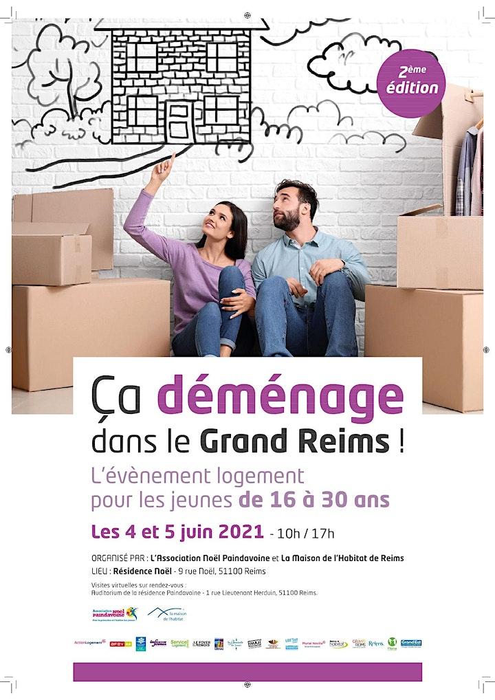 Image pour Ça déménage dans le Grand Reims