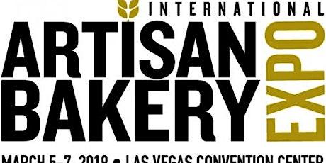 International Artisan Bakery Expo tickets