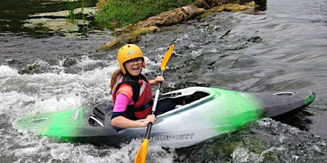 Summer Kayak  Camp 12th-16th July (morning session) tickets