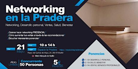 NETWORKING EN LA PRADERA entradas