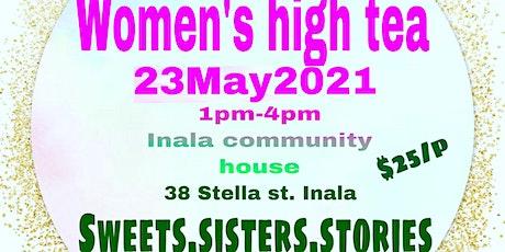 WOMEN'S HIGH TEA tickets