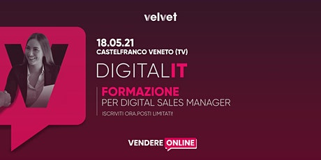 DIGITALIT - Formazione per Digital Sales Manager biglietti