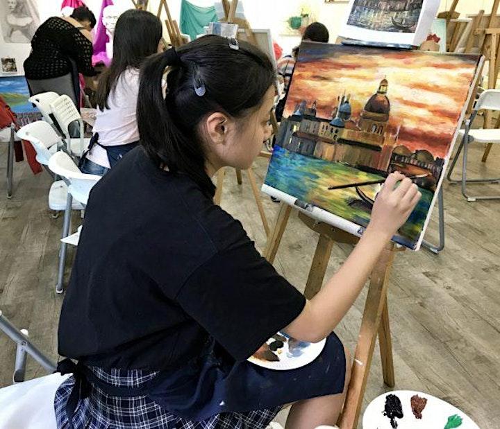 SPECIAL PROMO: Art Immersion 24 Sessions - AZ @PAYA LEBAR image