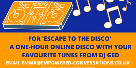 Escape to the Disco : The Eurovision Version! tickets