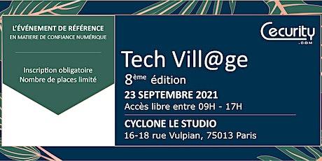 TechVill@ge 2021 billets