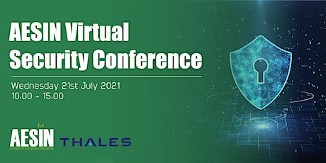AESIN Virtual Security Conference tickets