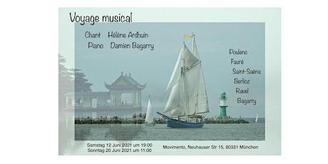 Voyage musical Tickets
