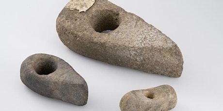 Offer Carreg Cynhanesyddol   Prehistoric Stone Tools tickets