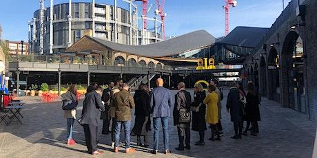 New London Architecture Walking Tour –  King's Cross St Pancras tickets