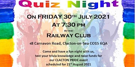 Quiz Night at the Railway Club tickets