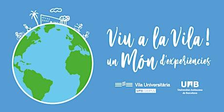 Vila Universitària UAB - Sessions informatives - Sesiones informativas biglietti