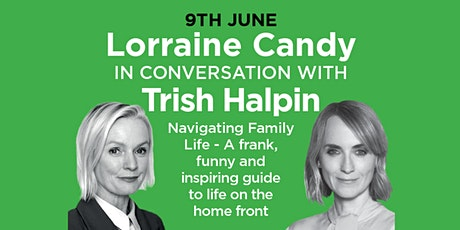 PHLS 2021: Lorraine Candy in conversation with Trish Halpin tickets