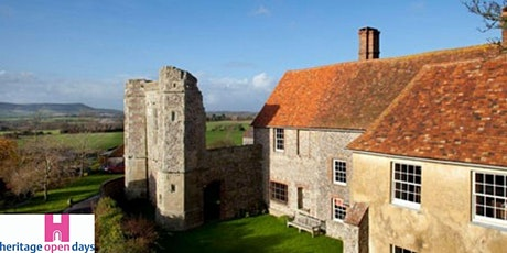 Wilmington Priory, East Sussex Public Open Days tickets