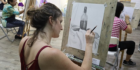 Drawing and Sketching 素描 Trial Class -AZ@ Paya Lebar tickets