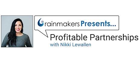 Profitable Partnerships tickets