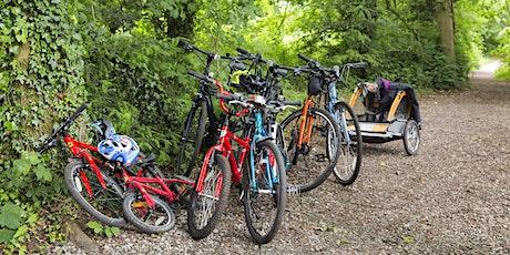 Secret Birmingham - Family Friendly Led Bike Ride tickets