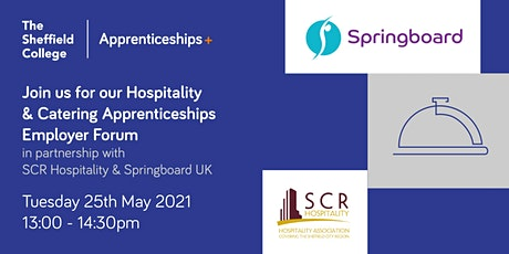 Hospitality & Catering Apprenticeships Employer Forum tickets