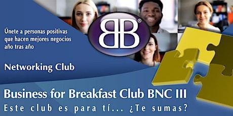 Business for Breakfast Barcelona III entradas