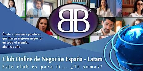 Club online de negocios España - Latam entradas