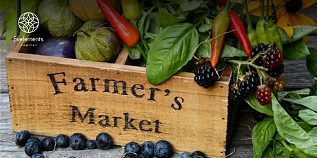 Farmer's Market at Fivelements Habitat tickets