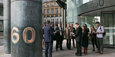 New London Architecture Walking Tour – The City tickets