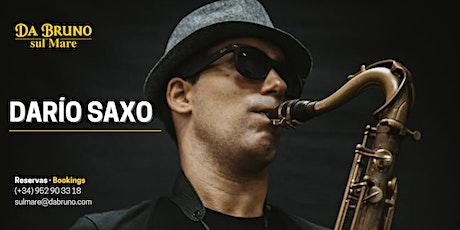 Darío Saxo | Restaurante Da Bruno Sul Mare entradas