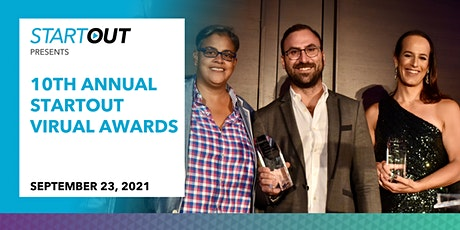 The 10th Annual StartOut (Virtual) Awards tickets