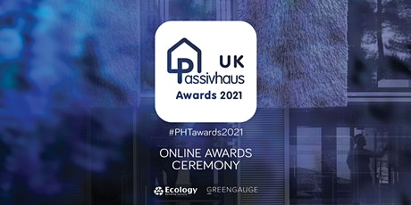 2021 UK Passivhaus Awards Ceremony tickets
