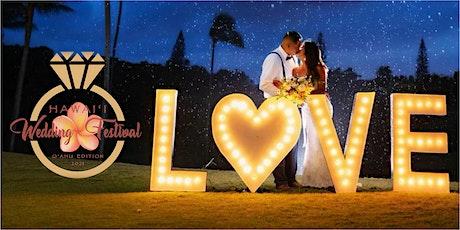 Hawai'i Wedding Festival - O'ahu Edition 2021 tickets