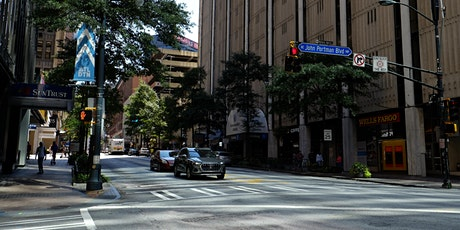 Peachtree Street Demonstration Project Community Meeting tickets