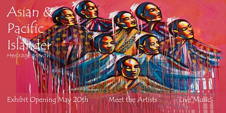 Cultural Mosaic - A Celebration of Asian American Art tickets