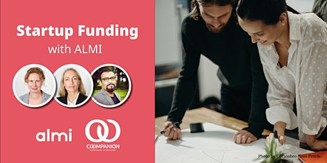 Startup Funding with Almi tickets