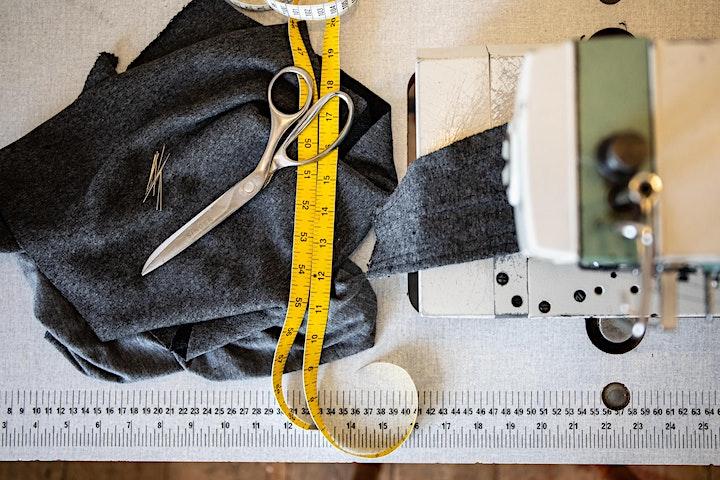 Mend Assembly Totnes // Clothes Mending Social image