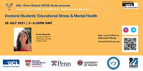 Let's Talk! What do you need to recover from COVID-19? (Webinar 5 of 5) tickets