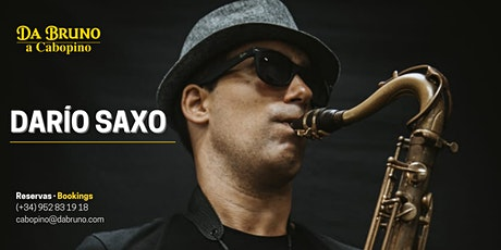 Darío Saxo | Restaurante Da Bruno Cabopino entradas