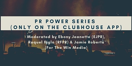 PR Power Series: Concerts, Covid & Tour Press tickets